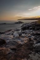 Lake Superior Sunset, Long Exposure Series 1 - Lake Superior, MN
