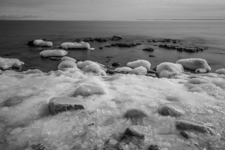 Frozen Shore Series 2 - Lake Superior, MN