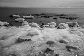Frozen Shore Series 2 - Lake Superior, MN