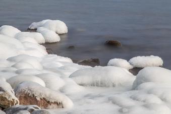 Frozen Shore Series 4 - Lake Superior, MN