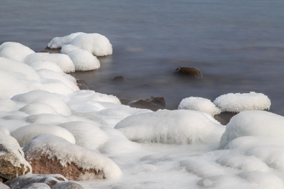 Frozen Shore Series 4 - Lake Superior, MN
