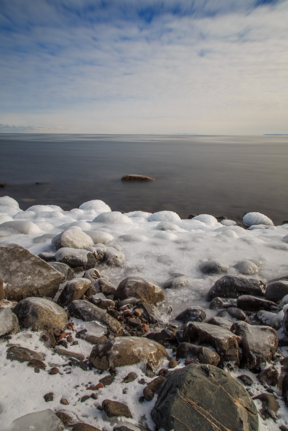 Frozen Shore Series 5 - Lake Superior, MN