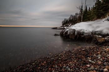Rocky Shore - Two Harbors, MN