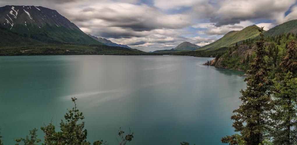 Kenai River - Kenai Peninsula, Alaska
