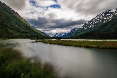 Road to Seward - Kenai Peninsula, Alaska