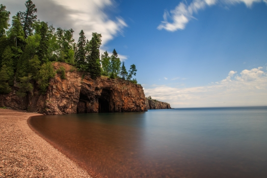Crystal Cove - Lake Superior, MN