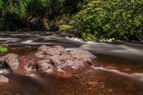 Cascade River - Cascade River State Park, MN