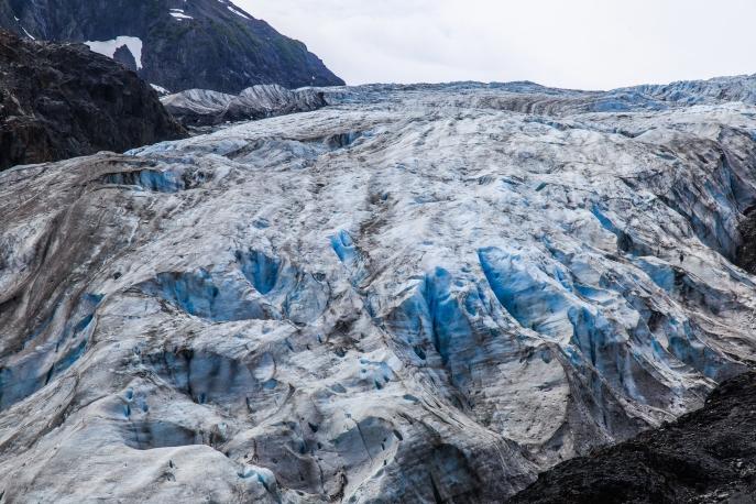 Exit Glacier - Kenai Peninsula, Alaska