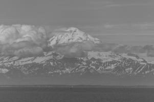 View from Ninilchik, Alaska