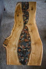 Lake Superior Agate Table