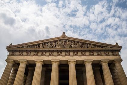 The Parthenon - Nashville, Tennessee