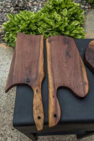 Black Walnut Cutting/Serving Boards