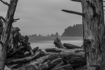 Rialto Beach - Olympic National Park
