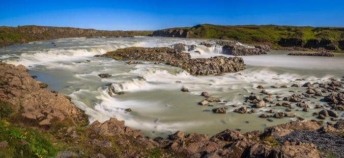 Urriðafoss Waterfall - Iceland