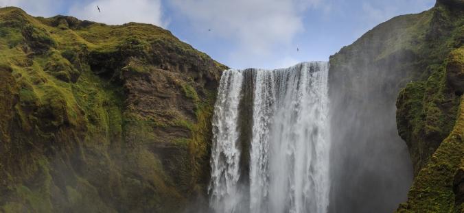 Skógafoss Waterfall - Iceland