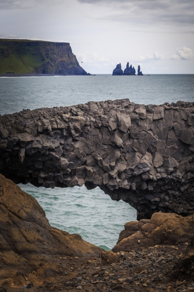 Dýrholaey and Reynisdrangar Sea Stacks - Iceland