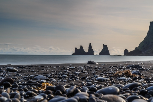 Reynisdrangar Sea Stacks - Iceland