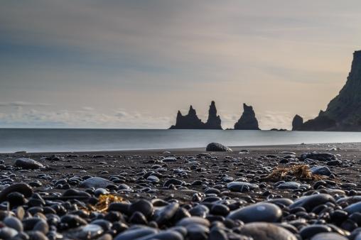Reynisdrangar Sea Stacks - Iceland