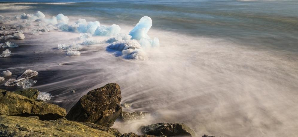 Jökulsárlón Glacial Lagoon - Iceland