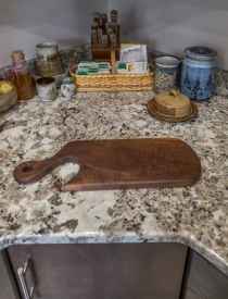 Black Walnut Cutting/Serving Board