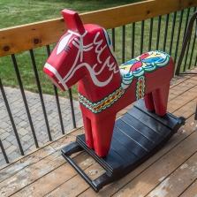 Dala Rocking Horse