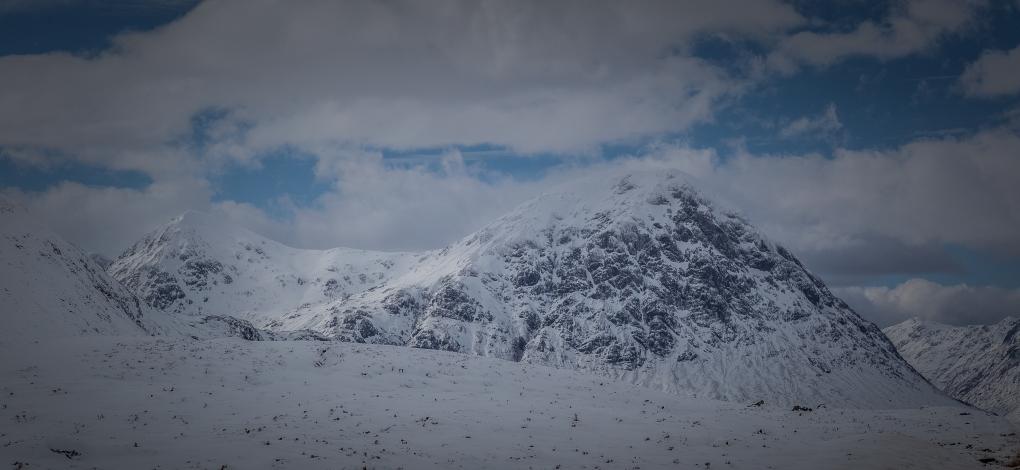 Mountain Passes to Glencoe - Scotland