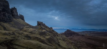 Quirang Views - Quiraing, Isle of Skye, Scotland