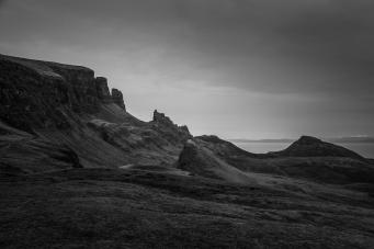 Quirang Views - Quiraing, Isle of Skye, Scotland