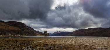 Castle of the Loch - Eilean Donan Castle, Scotland