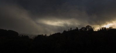 Misty Hills - Scotland
