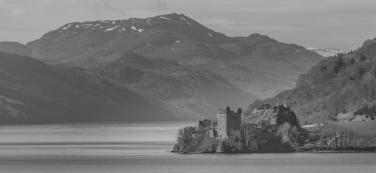 Loch Ness Castle - Loch Ness, Scotland