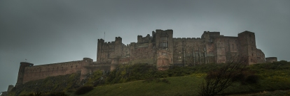 Bamburgh Castle - Bamburgh Castle, England