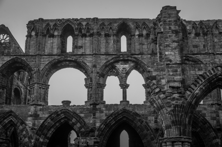 Ruins of Whitby - Whitby Abbey, Whitby, England
