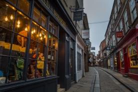 Diagon Alley/ Streets of York - York, England