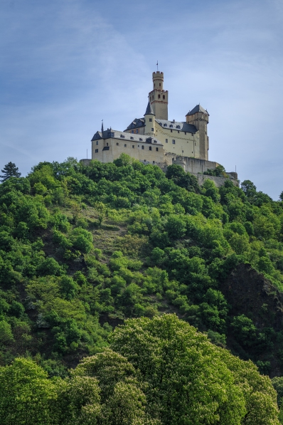 Marksburg Castle, Germany