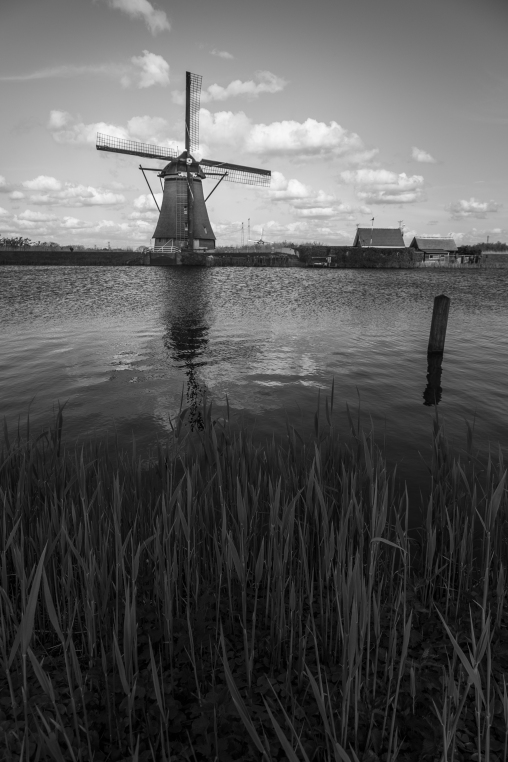 Kinderdijk Windmills, Netherlands