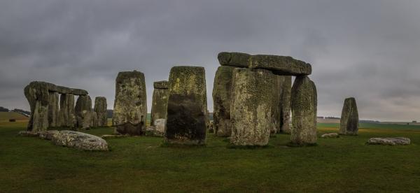 Stone Henge - Wiltshire, England