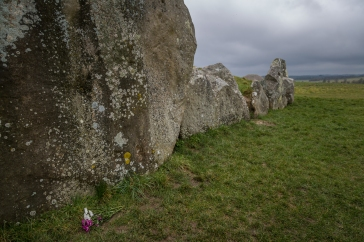 West Kennet Long Barrow - West Kennet, England