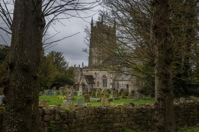 Avebury Church - Avebury, England