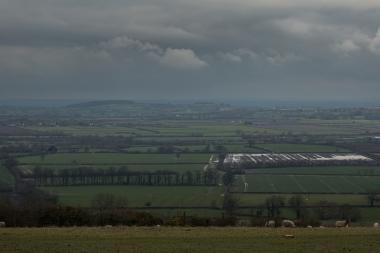 English Countryside - Wiltshire, England