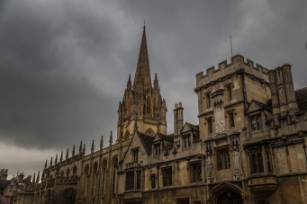 The Spires of Oxford - Oxford, England