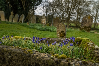 Old Cemetery - Cotswolds, England