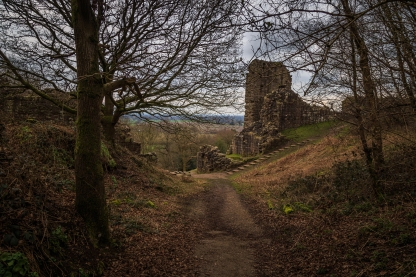 Old Gate House - Beeston Castle, Cheshire, England