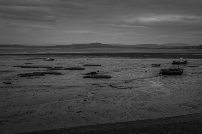 Low Tide - Morecambe Bay, England