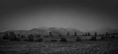 Castlerigg Stone Circle - Cumbria, England