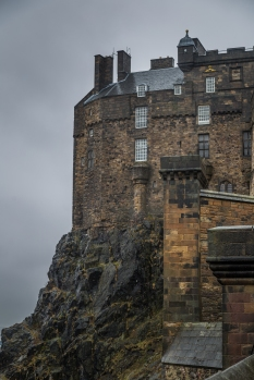Edinburgh Castle - Edinburgh, Scotland