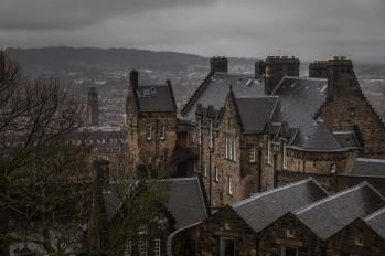 Edinburgh Castle - Edinburgh, Scotland