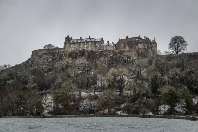 Stirling Castle - Stirling, Scotland