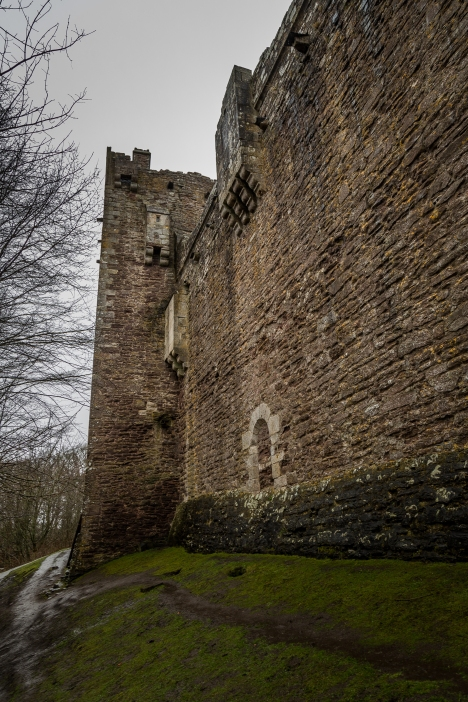 Castle of Monty Python and the Holy Grail - Doune Castle, Scotland