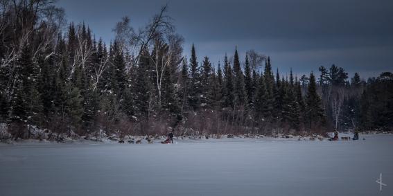 Hoist Bay - Boundary Waters Canoe Area, Minnesota